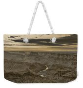 Desert View II - Anselized Weekender Tote Bag