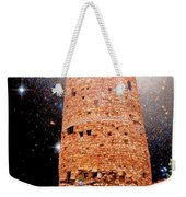 Desert View Tower, Starry Night, Grand Canyon Weekender Tote Bag