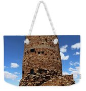 Desert View Watchtower At Grand Canyon Weekender Tote Bag