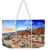 Desert Vista Weekender Tote Bag