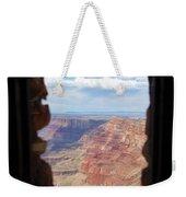 Desert Watchtower View Grand Canyon  Weekender Tote Bag