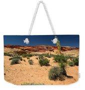 Desert Yucca In Bloom Valley Of Fire Weekender Tote Bag
