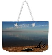 Deserted Beach Weekender Tote Bag