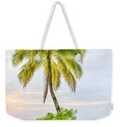 Deserted Beach Tioman Weekender Tote Bag