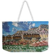 Ghost Ranch New Mexico Weekender Tote Bag