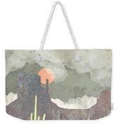 Desertscape Weekender Tote Bag