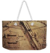 Design For A Giant Crossbow Weekender Tote Bag