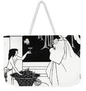 Design For The Yellow Book Weekender Tote Bag