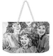 Designing Women Weekender Tote Bag