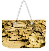 Designs In The Mud Weekender Tote Bag