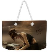 Desolation Weekender Tote Bag by Mary Hood