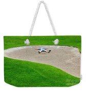 Desperate Golfer Weekender Tote Bag