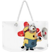 Despicable Me 2 Weekender Tote Bag