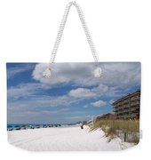Destin Beach Weekender Tote Bag