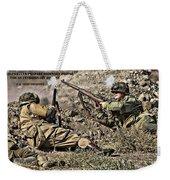 Destiny - Us Army Infantry Weekender Tote Bag