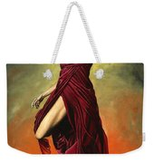 Destiny's Dance Weekender Tote Bag