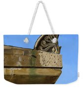 Detail Lighthouse Egmond Weekender Tote Bag