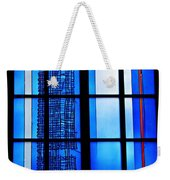 Detail Of Modern Johannes Schreiter Window Mainz 1 Weekender Tote Bag