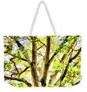 Detailed Tree Branches 2 Weekender Tote Bag