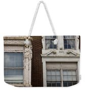 Details Of The Patrick Henry Hotel Roanoke Virginia Weekender Tote Bag