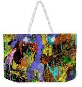 Detour Abstract Art Weekender Tote Bag
