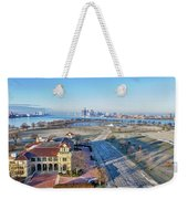 Detroit  A New Day A New Year Weekender Tote Bag