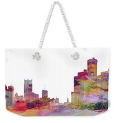 Detroit Colors Weekender Tote Bag