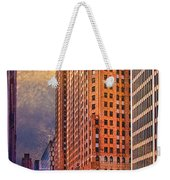 Detroit People Mover Weekender Tote Bag