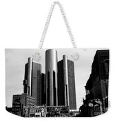 Detroit Rc From Congress Weekender Tote Bag