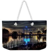 Detroit Reflections Weekender Tote Bag