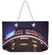 Detroit Renaissance Center Weekender Tote Bag