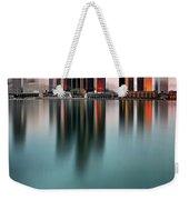 Detroit Sunrise Weekender Tote Bag