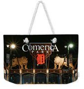 Detroit Tigers - Comerica Park Weekender Tote Bag