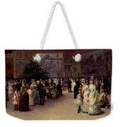 Detti Cesare Auguste Varnishing Day Weekender Tote Bag