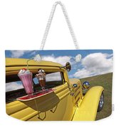 Deuce Coupe At The Drive-in Weekender Tote Bag