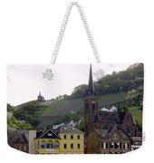 Deutsche Spire Weekender Tote Bag