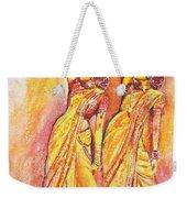 Devdas Dance Weekender Tote Bag
