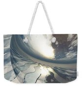 Deviating World Weekender Tote Bag