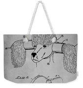 Device For Protecting Animal Ears Patent Drawing 1l Weekender Tote Bag