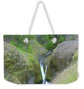 Devil Creek Falls   Weekender Tote Bag