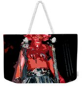 Devil Weekender Tote Bag