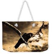 Devil In The Clouds Weekender Tote Bag