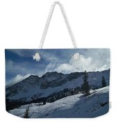 Devils Castle Morning Light Weekender Tote Bag