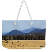 Devil's Head Fire Tower In The Pike National Forest Weekender Tote Bag