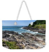 Devils Punch Bowl Weekender Tote Bag