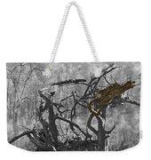 Devil's Tree Weekender Tote Bag