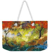 Divinely Inspired Weekender Tote Bag