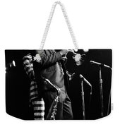 Dewey Redman On Musette Weekender Tote Bag