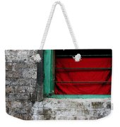 Dharamsala Window Weekender Tote Bag