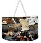 Dhobi Wallah Weekender Tote Bag